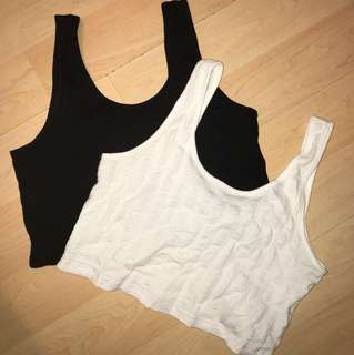 top shop crop tops