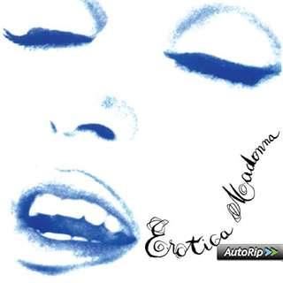 Sealed - Madonna Erotica 2 LP Vinyl