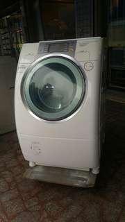 日本原裝國際牌滾筒式洗衣乾衣機