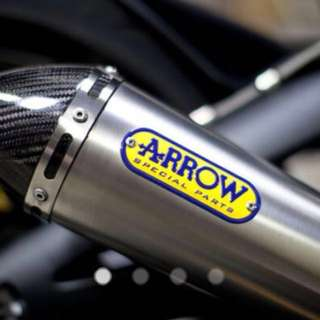 25-30% Off All Arrow™ Street Legal Exhausts!
