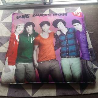 One direction bean bag