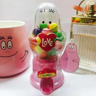 超可愛🍭泡泡先生轉蛋糖果罐🍭
