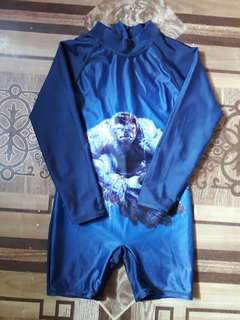 Rash Guard for Little Boys
