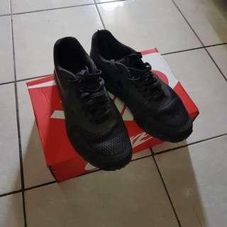 Original Nike Air Max 1 Ultra Essential Triple Black