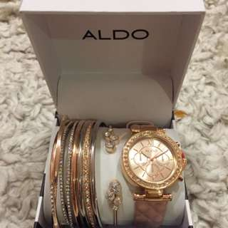 Aldo watch set