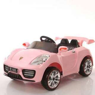 Porsche FL 1689 Ride On Car for Kids