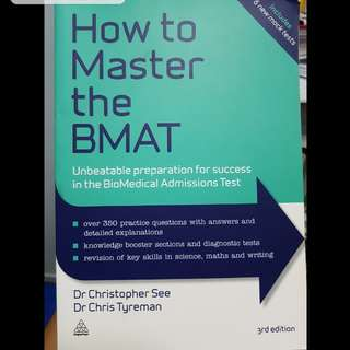 How to Master the BMAT 3rd Edition