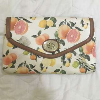 Aldo Fruit Clutch