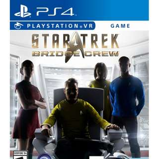 PS4 PSVR Star Trek - Bridge Crew