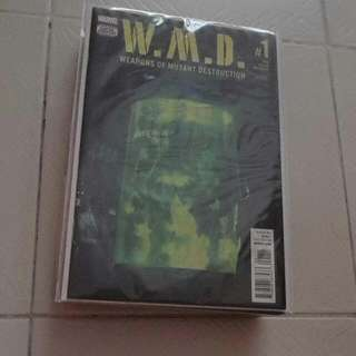 Marvel Assorted Lot Of 30 Comics, Containing Titles Such As Hulk, Spider-man, Action Figure Variant.