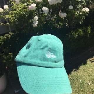 Stussy dad cap