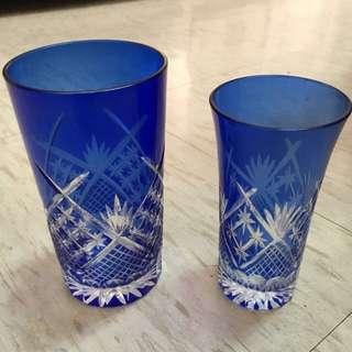 江戶切子玻璃杯