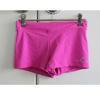 Hot pink Rockwear shorts