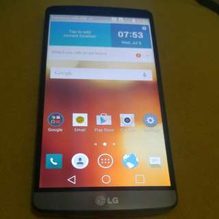 "Lg G3 5.5"" D855 original"