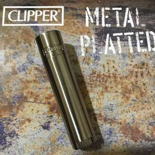 New Small Clipper Lighter (Metal Platted 2)