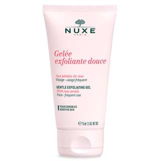Nuxe Gentle exfoliating Gel