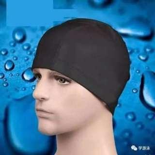 silicon swim cap