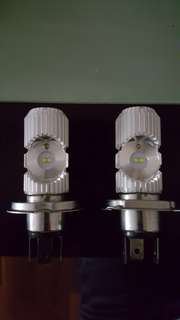 H4 led white light