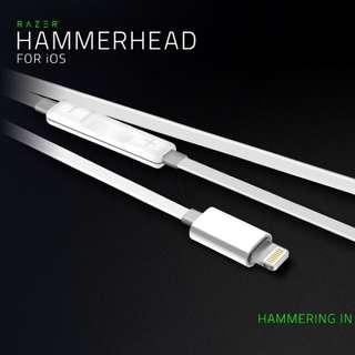 [LOOKING FOR] Razer Hammerhead iOS (Mercurial White)