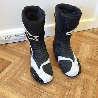 Women's motorbike boots