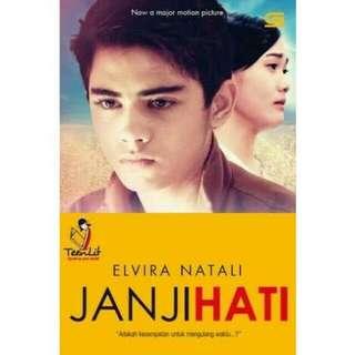 Ebook Janji Hati by Elvira Natali