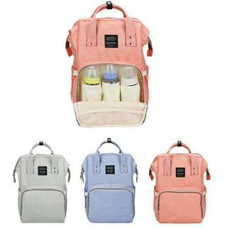 Waterproof backpack for baby essentials (free shipping)
