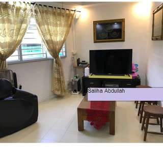 URGENT SALE YISHUN 3 ROOM FLAT (ALMOST THE SIZE OF 4 ROOM FLAT) NEG!! SERIOUS BUYER ONLY!