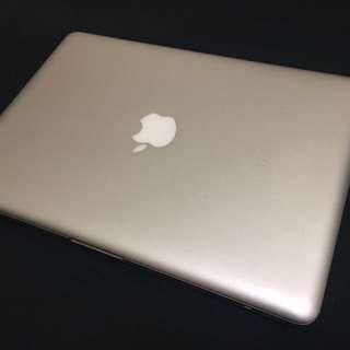 MacBook Pro 13吋 2013  / 128g + 500g SSD硬碟 已重灌 / 光碟機另附