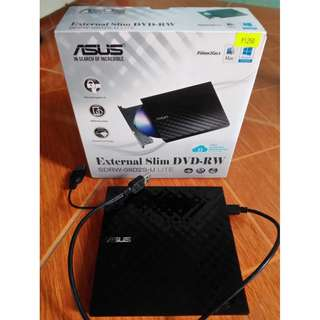 ASUS External Slim DVD-RW Drive