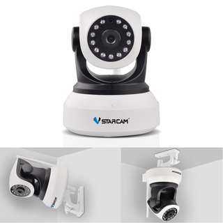 Ready Stock VStarcam C7824WIP HD indoor IP Camera