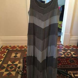 Metalicus maxi dress
