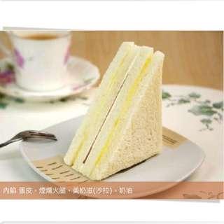 台灣代購🇹🇼洪瑞珍 招牌三明治(12個)