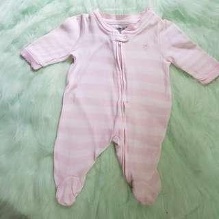 Baby stripe Onesie