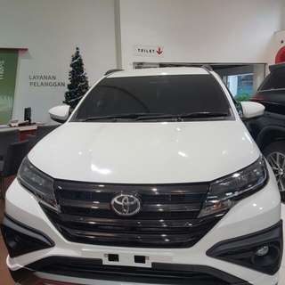 Rush TRD Matic (New Rush)