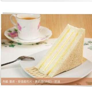 台灣代購🇹🇼洪瑞珍 起司三明治(12個)