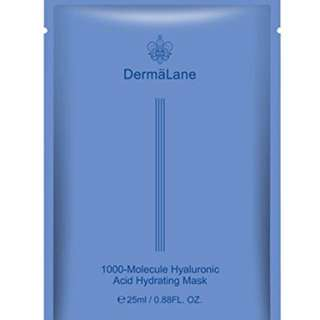Dermalane hydrating face mask