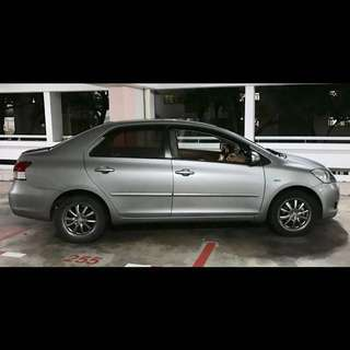 Toyota Vios For Rent $280/Week (Uber/Grab/Personal)