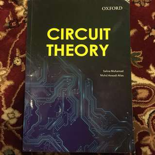 Circuit theory textbook