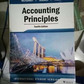 Accounting Principle pengakun buku edisi terbaru