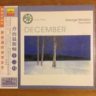 George Winston - December ( CD )