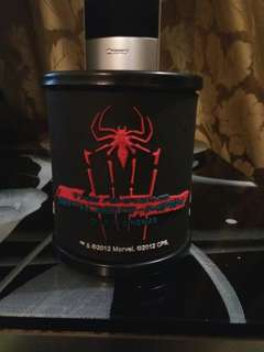 Coca Cola mug The amazing Spiderman from GSC