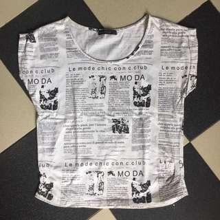 Shirt by Cotton Club