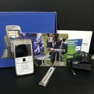 Nokia e72 keyboard 絕版鍵盤手提