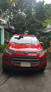 2016 Ford Ecosport Trend