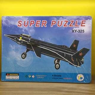 Aircraft 3D Super Puzzle