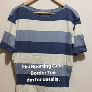 Hai Sporting Gear Border Tee