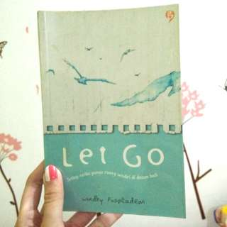 LET GO by Windhy Puspitadewi