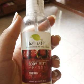 Bali ratih body mist