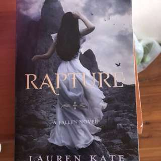Rapture and Torment by Lauren Kate