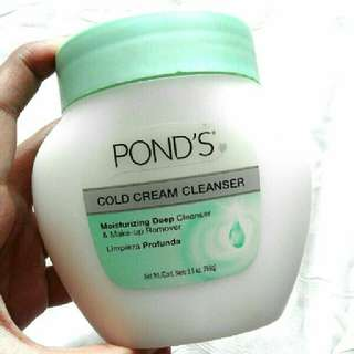 Pond's Cold Cream Cleanser 269g Big Jar